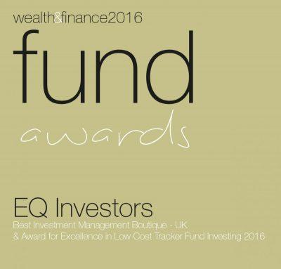 Wealth & Finance | Fund Awards 2016