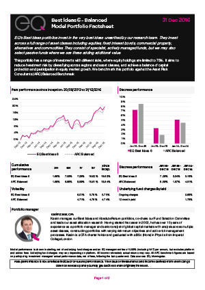 Click to view portfolio factsheet