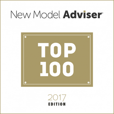 New Model Adviser | Top 100 Financial Planning Firms 2017