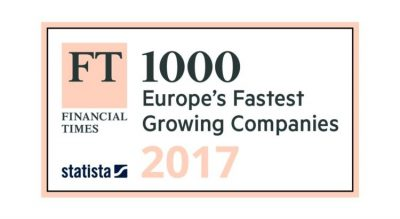 FT 1000 | Europe's Fastest Growing Companies 2017