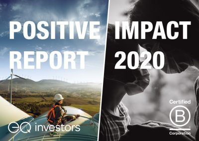 See how we invest for impact